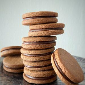 caramelchocolatecookies