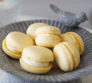 macaron pinapple マカロン
