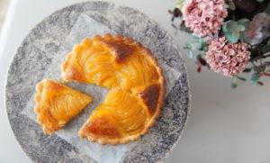tarte aux poiresタルトポワール