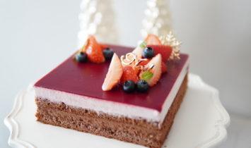 gateau rougeガトールージュ(クリスマスケーキ)