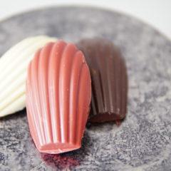 マドレーヌ(チョコレートデコレーション)(焼き菓子コース・オンライン)